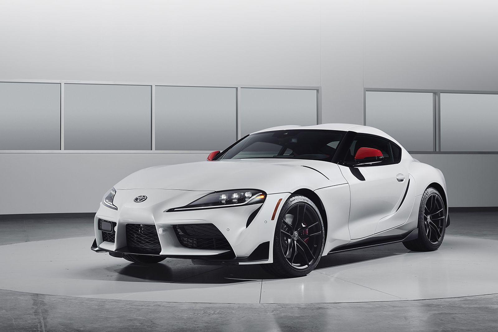 toyota supra 2020 Inifiniti Lexus detroit auto show