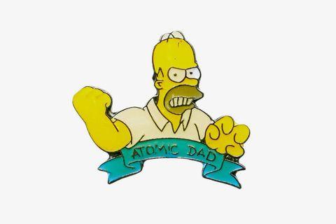 Homer Simpson 2 Pin