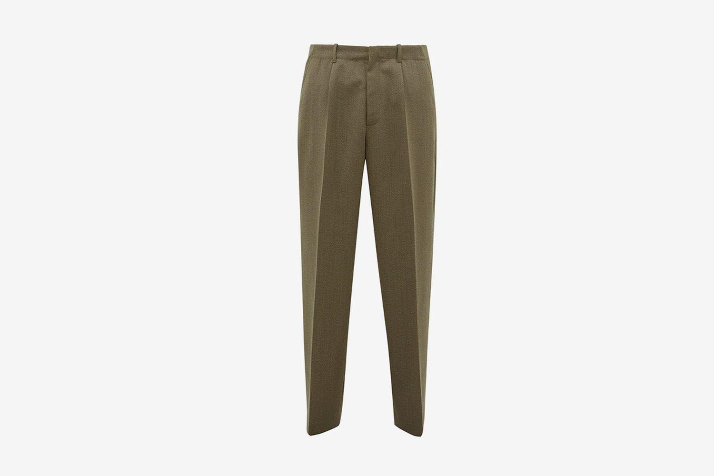 Borrowed Wide Leg Trousers