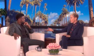 Kevin Hart Encouraged to Return as Oscars Host by Ellen DeGeneres