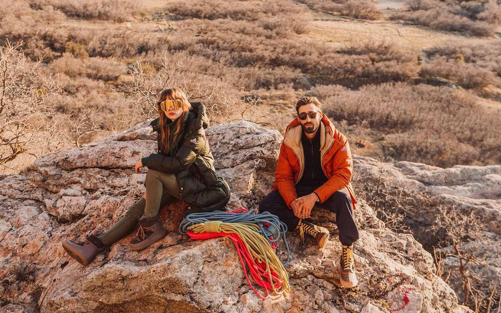 Outdoor Clothing Pioneer Holubar Revives Parka of Robert De Niro Fame