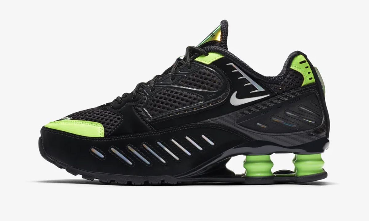 The Shox Enigma, Nike's Best Shox Model Yet, Drops Today