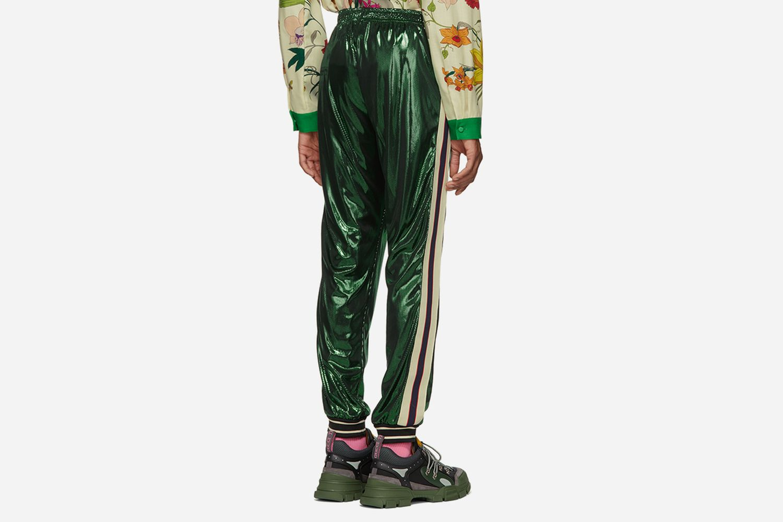 Laminated Lounge Pants