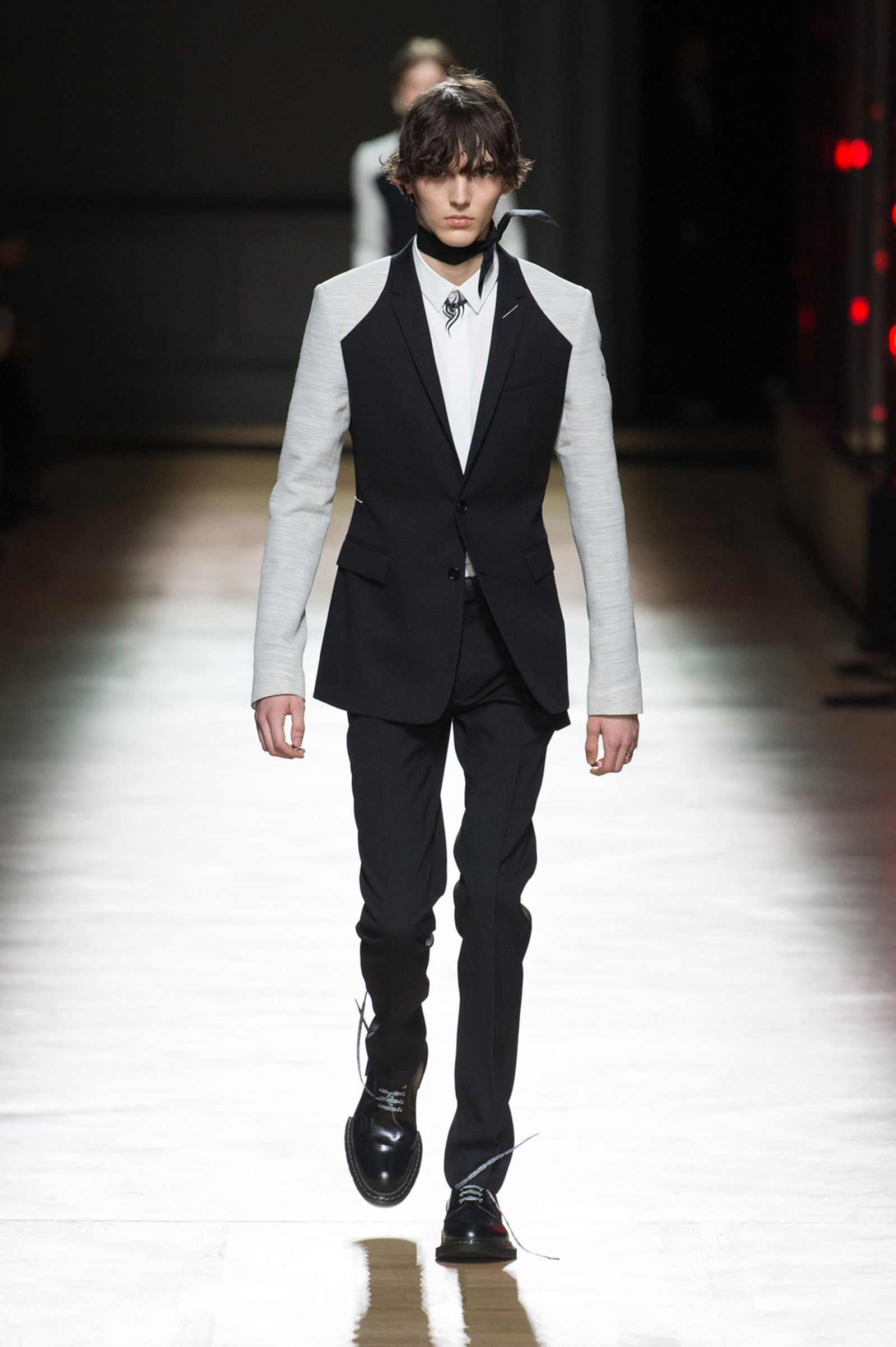 DIOR HOMME WINTER 18 19 BY PATRICE STABLE look07 Fall/WInter 2018 runway