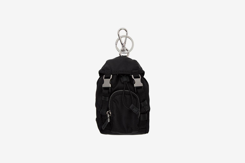 Mini Backpack Keychain