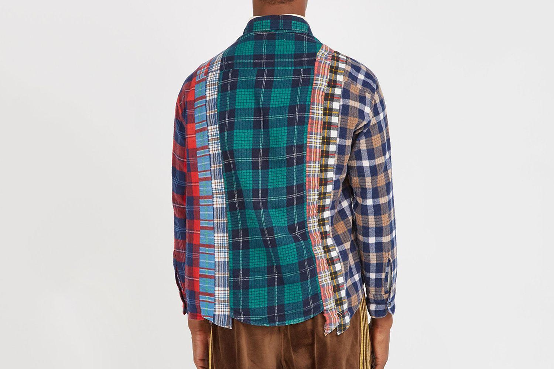 7 Cuts Flannel