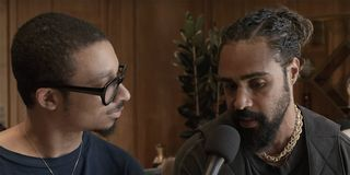 Heron Preston & Jerry Lorenzo Discuss Their SS20 Collections at Paris Fashion Week