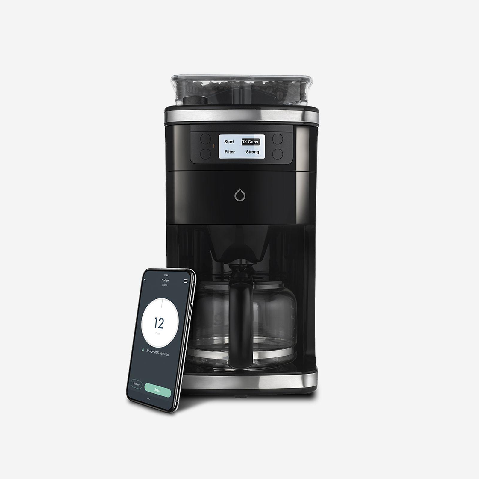 smart coffee maker braun nest ring