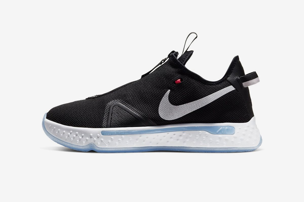 Paul George's New Nike PG 4 Looks Noticeably Similar to the Adapt BB