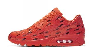 """Nike's Air Max 90 Returns in An All-Over """"Air Max"""" Makeover"""