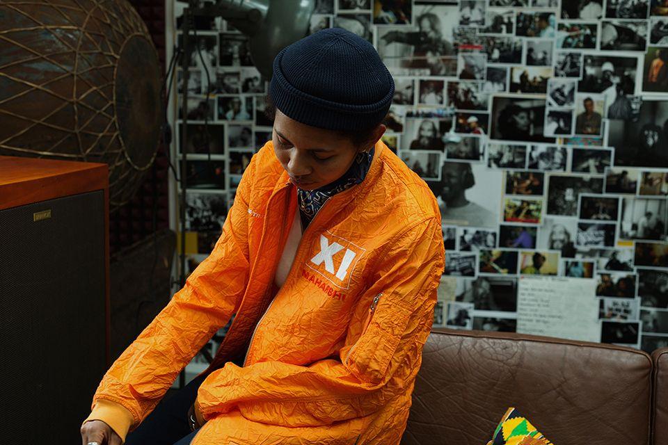 maharishi & XL Recordings Collab on a Water-Repellent Flight Jacket & Utility Vest