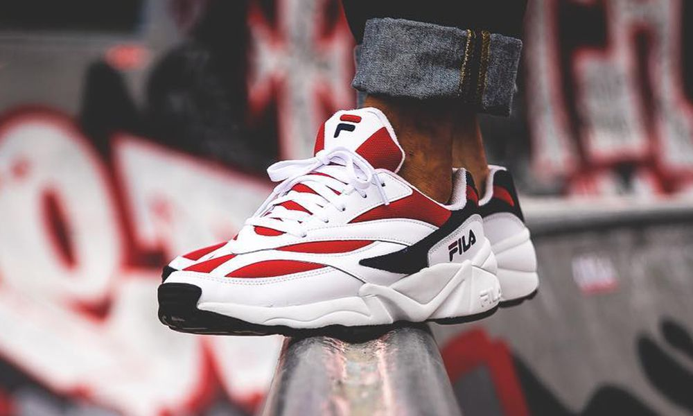 b3a2e9b684487 Best Sneakers on Instagram  FILA s Brand New Venom Silhouette