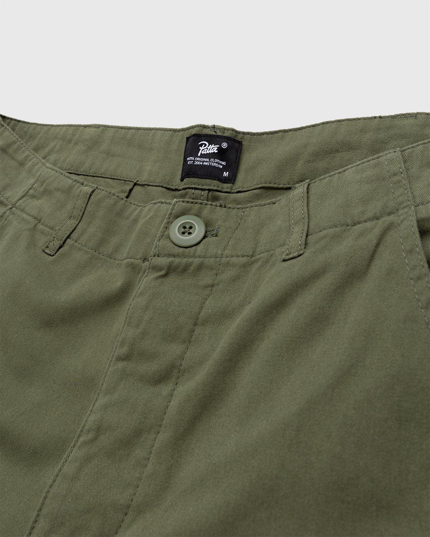 PATTA – Basic Cargo Pants Olive - Image 5