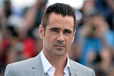 Colin Farrell Cannes red carpet