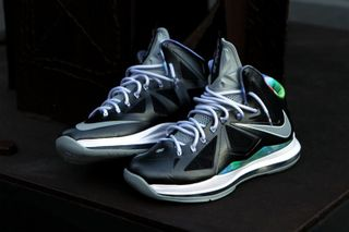 """b8e5b9150037 Nike Releases The LeBron X """"Prism"""""""