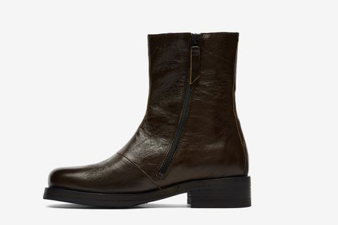 Brown Camion Boots