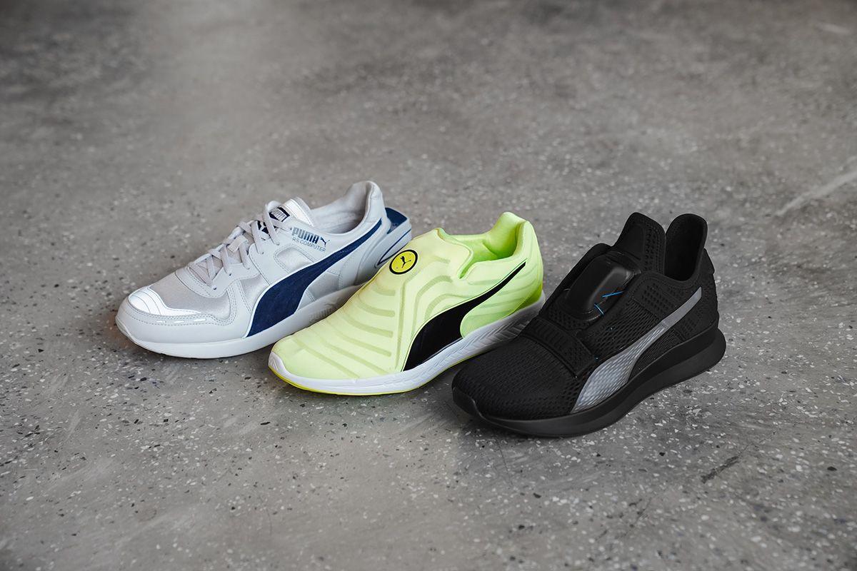 martes Otros lugares Autocomplacencia  PUMA Unveiled an Auto-Lacing Sneaker & It's Actually Wearable