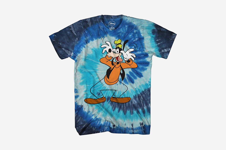 Goofy Washout Tie Dye T-Shirt