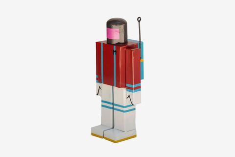 Moon Market Steel Astronaut