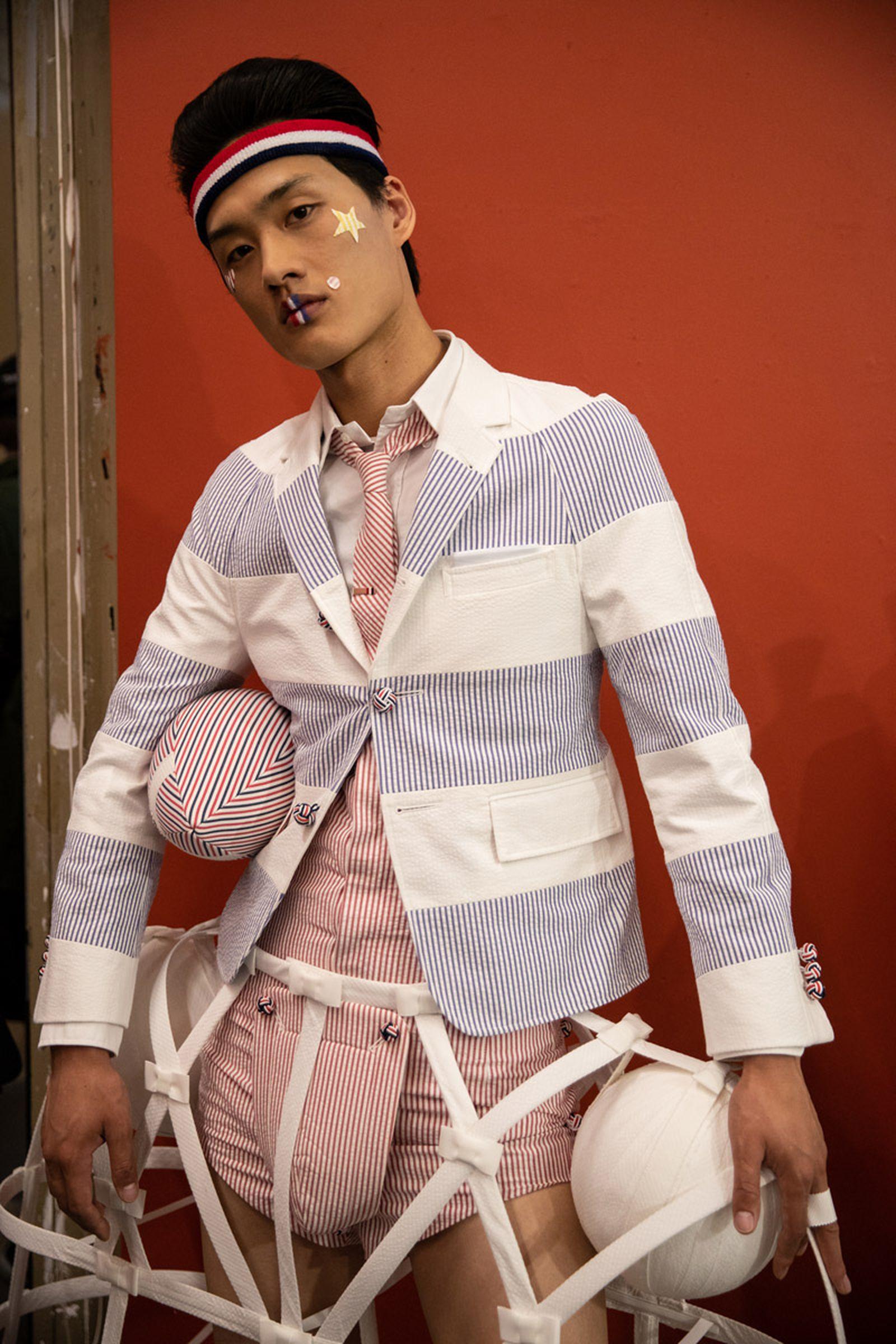 MSS20 Paris Thom Browne Eva Al Desnudo For web 06 paris fashion week runway