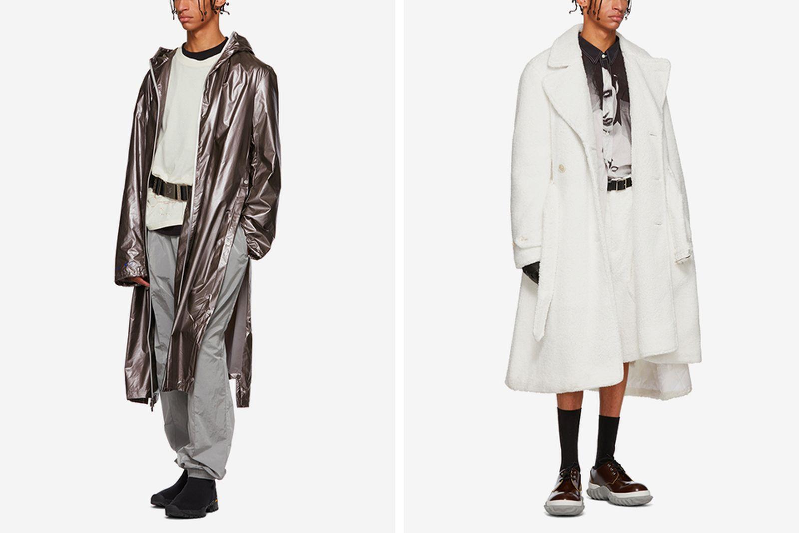 luxury jackets main Acne Studios Colmar A.G.E. Maison Margiela