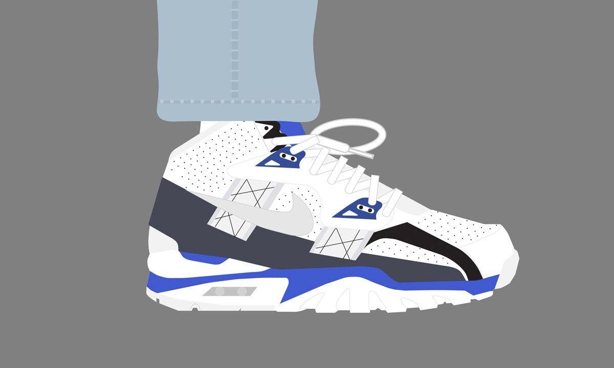 Jerry Seinfeld: Best Nike Moments Illustrated