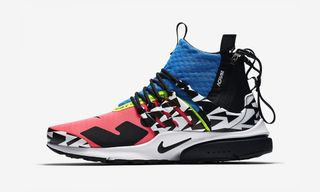 ACRONYM's Nike Air Presto Mid Returns in a Colorful Makeover