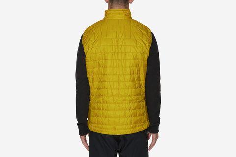 Nano Puff Vest Lime