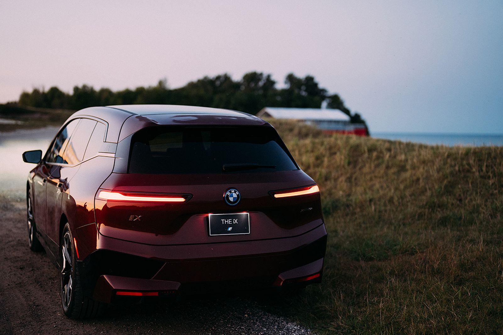 BMW's New iX