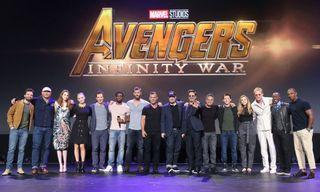 Lucasfilm Congratulates 'Avengers: Infinity War' on Box Office Record