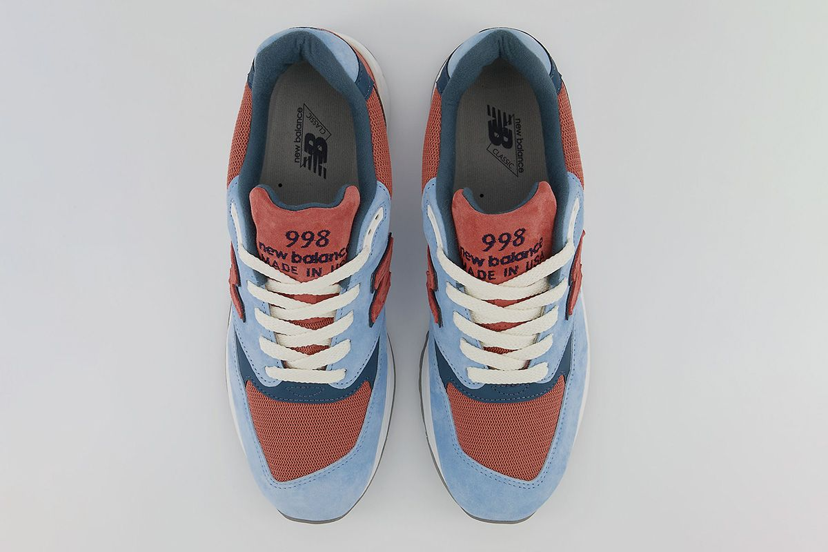 Each Pair of MADE Responsibly New Balance 998 Is One-of-a-Kind 12