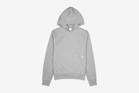 Logo-embroidered Cotton Sweatshirt