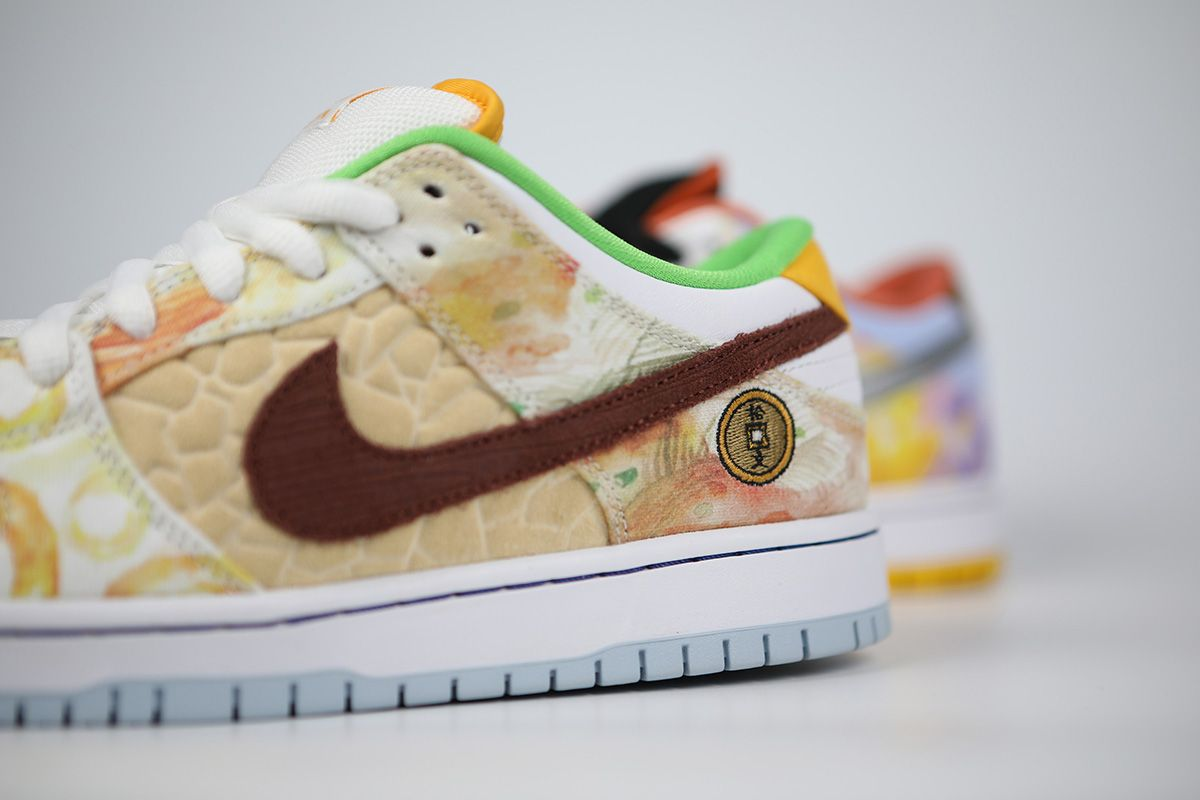 "Nike SB Appeals to Your Inner Foodie With the Dunk Low ""Street Hawker"" 53"