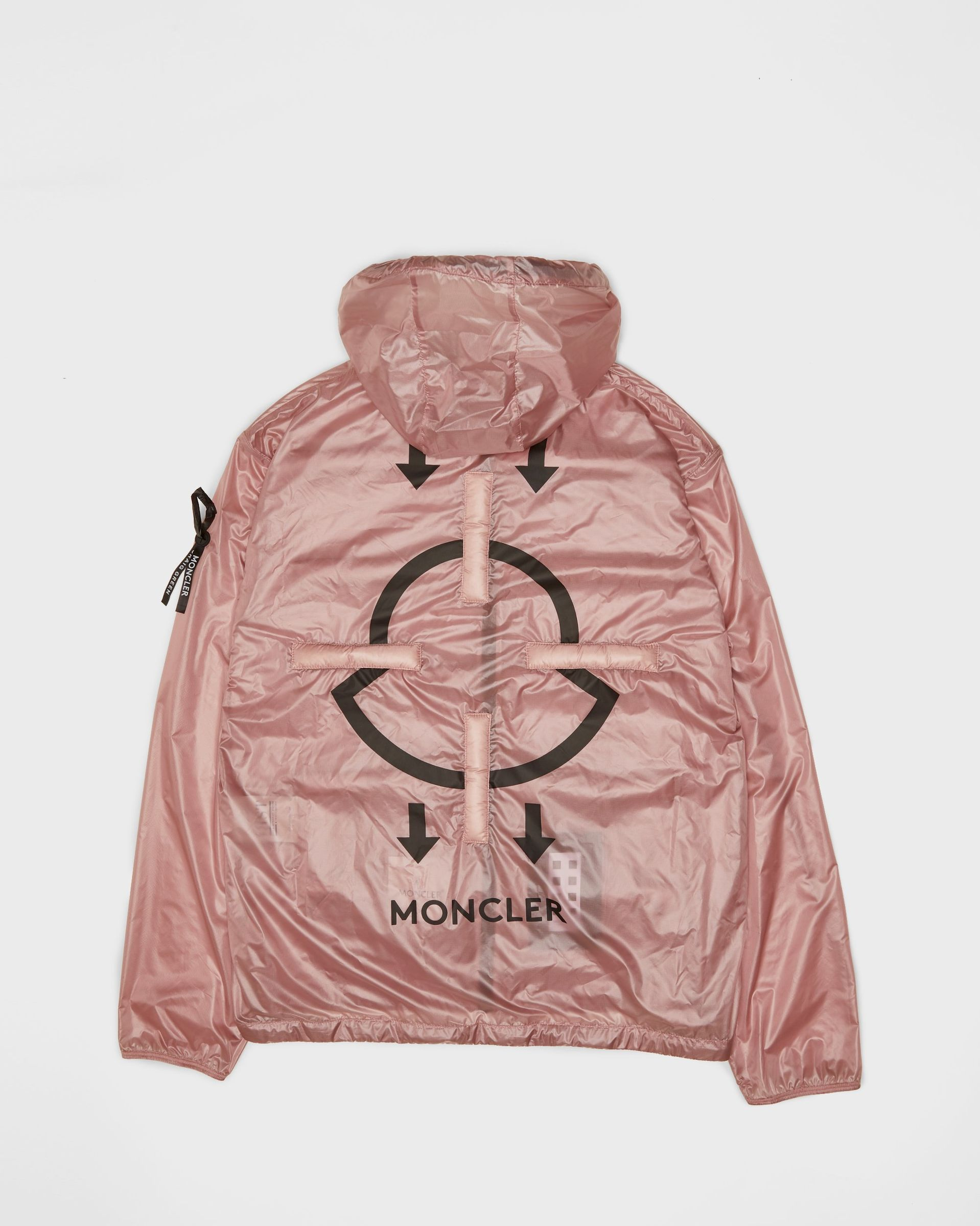 5 Moncler Craig Green - Peeve Jacket Rose - Image 2