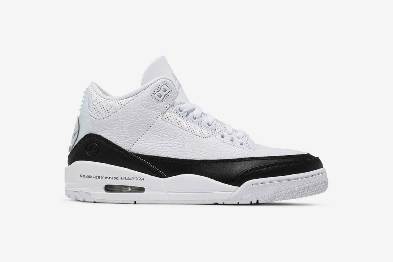 Air Jordan 3 Retro SP 'White'