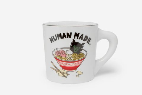 human made mug Snow Peak Wood Wood