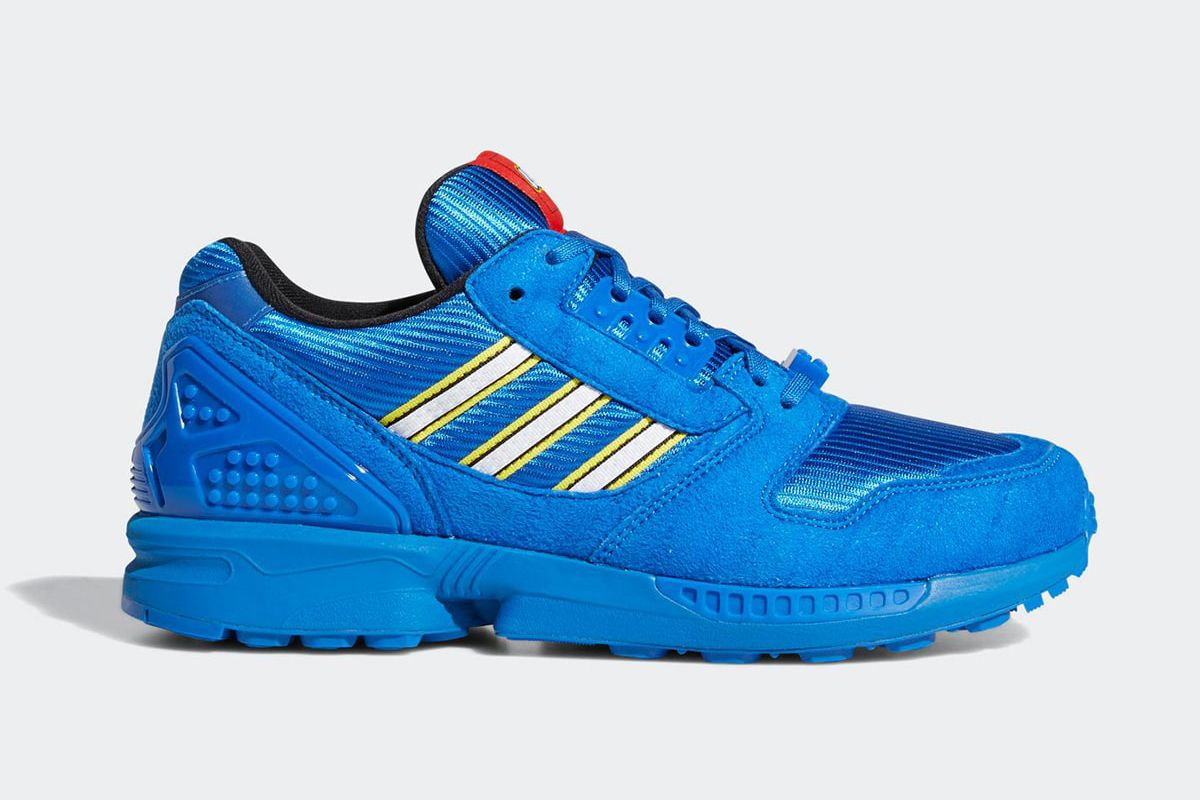 The New LEGO x adidas ZX 8000 & Other Sneakers Grabbing Our Attention 36