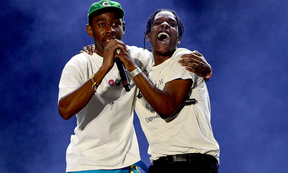 asap rocky and tyler the creator