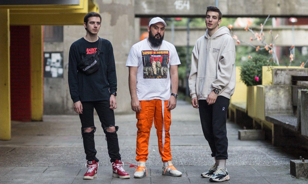 Meet the Three Guys Driving Serbia's Streetwear Scene