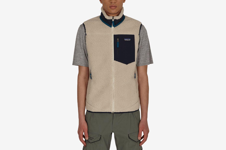 Retro-X Fleece Vest