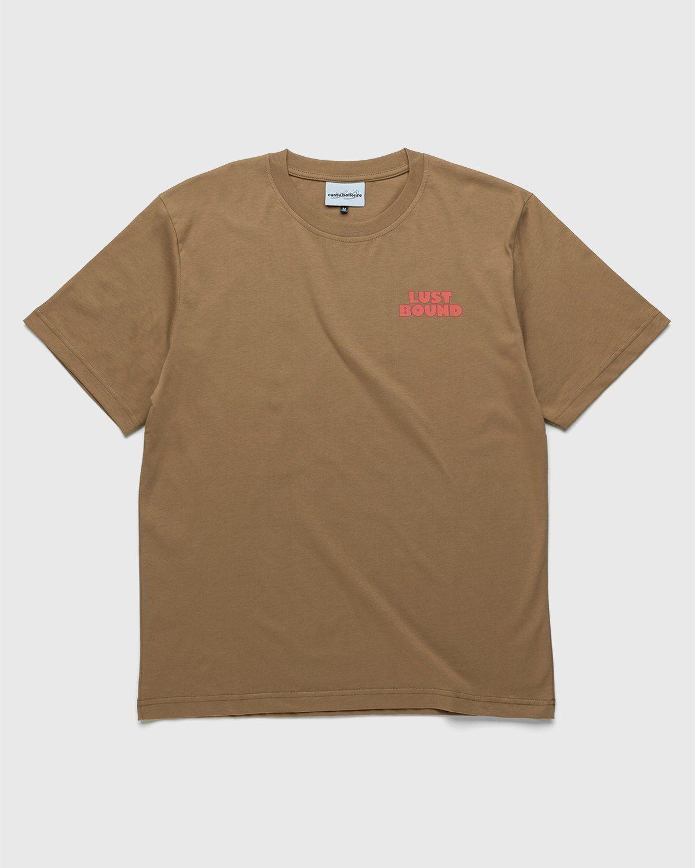 Carne Bollente – Lust Bound T-Shirt Brown - Image 2