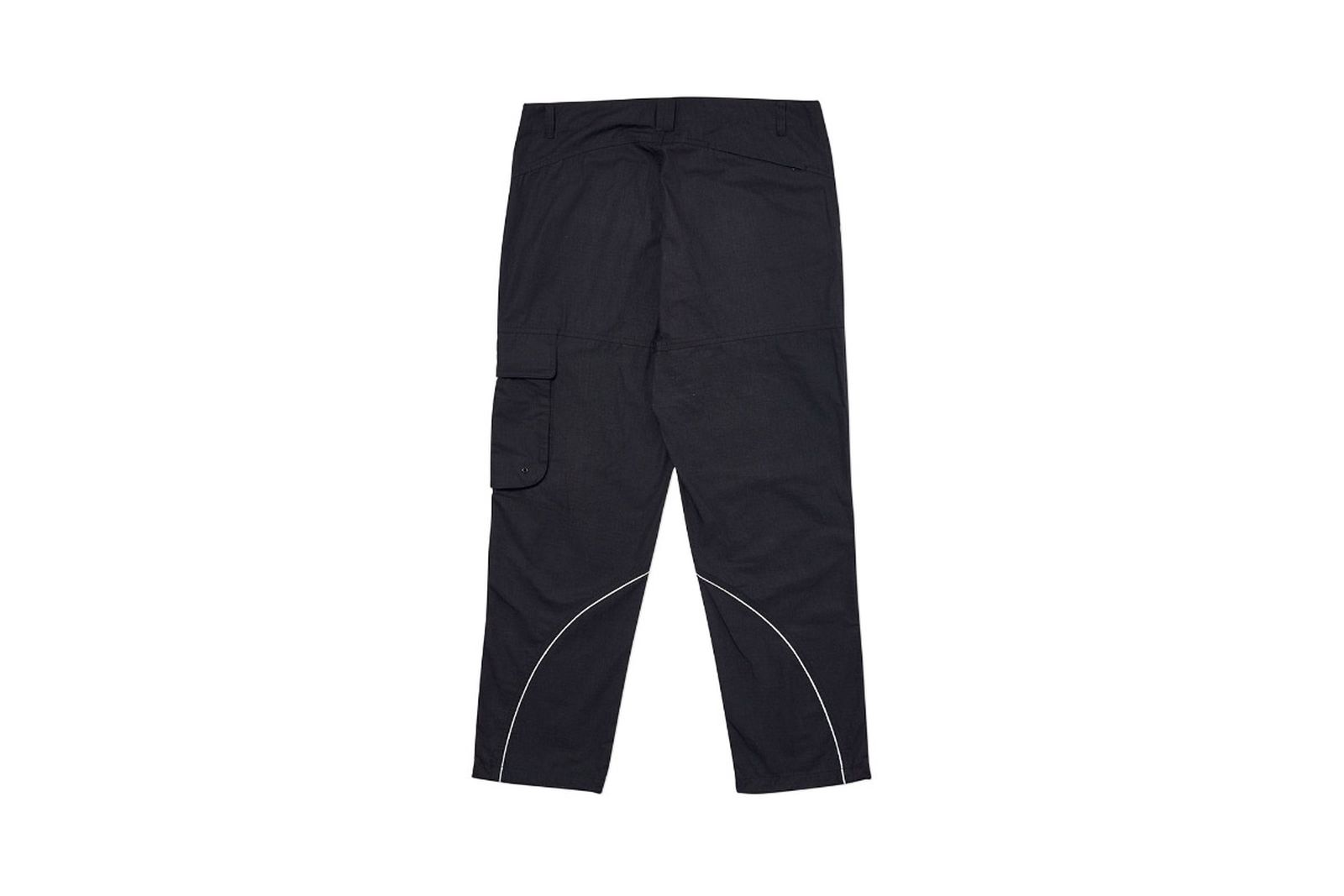 Palace 2019 Autumn Trouser Cargo black back fw19