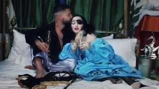 madonna maluma medellin video Madame X