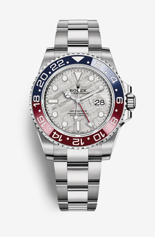 Rolex's New $39,700 GMT-Master II Is a Globetrotting Masterpiece