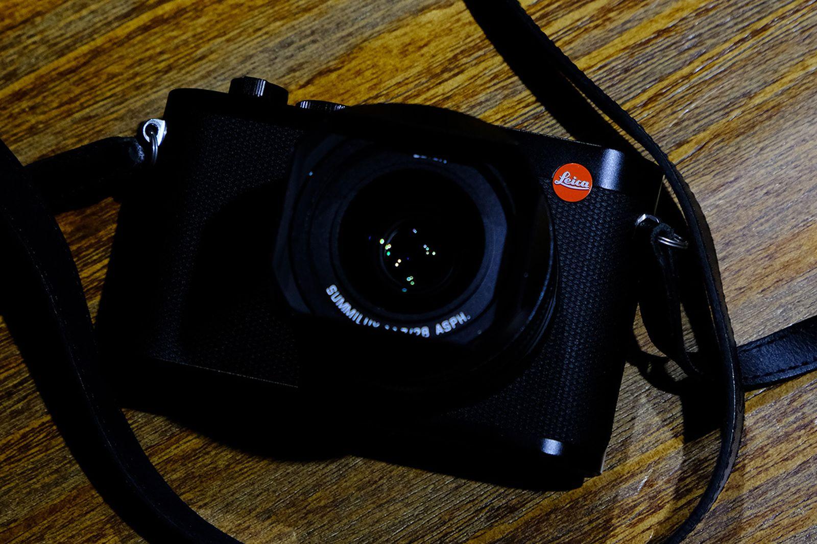 main Leica Q2 paris fashion week