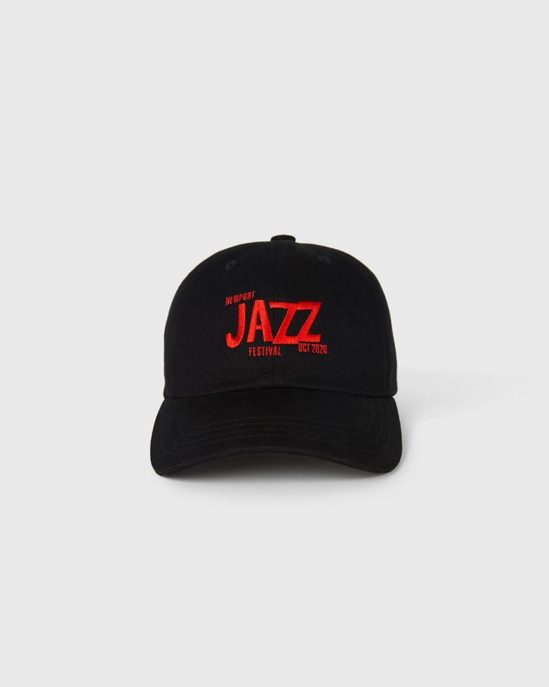 Newport Jazz Logo - Cap Black