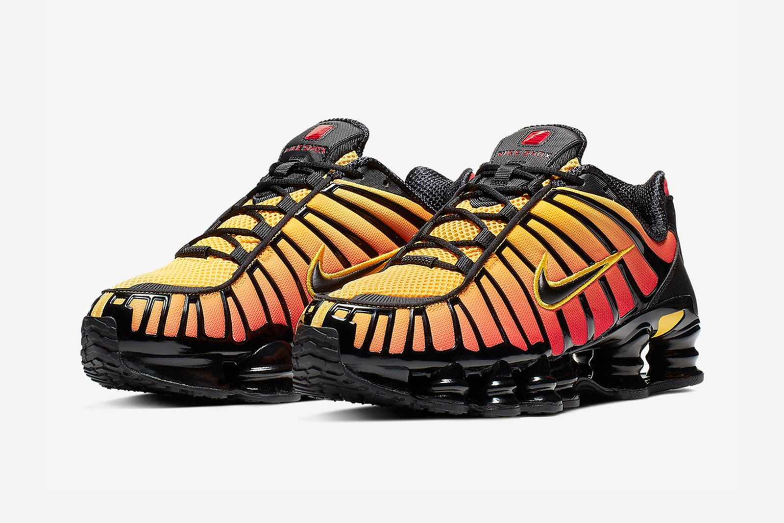 Nike Shox TL Red Gradient: When & Where to Buy Now