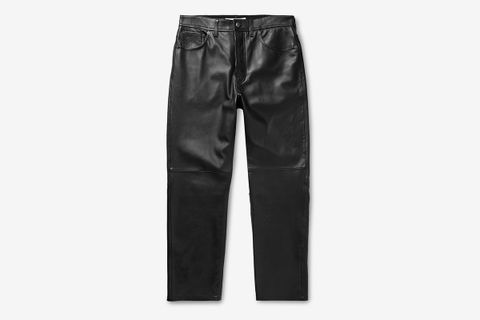 Lancelot Leather Trousers