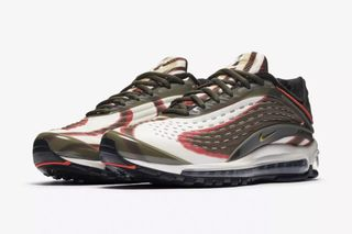 meet e34d3 35a3b Nike Air Max Deluxe Wave Print  Release Date, Price   More