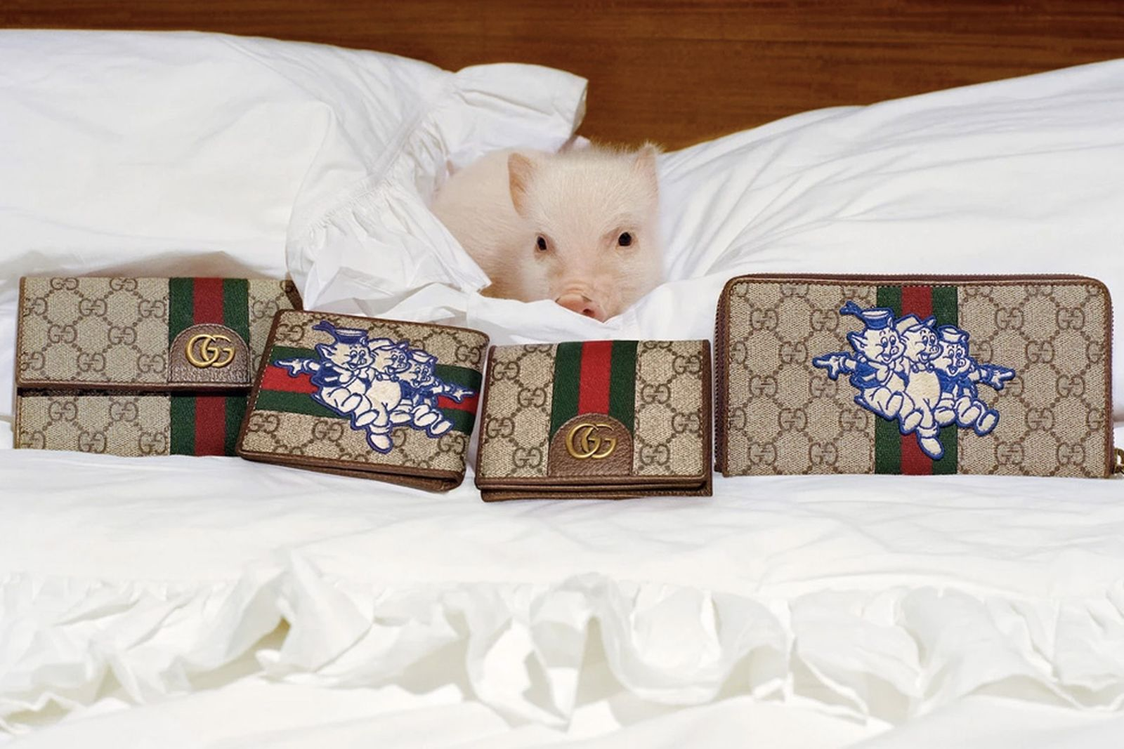 gucci three little pigs collection disney